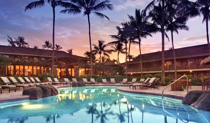 Ko'a Kea Hotel & Resort   Luxury Hotels in Hawaii