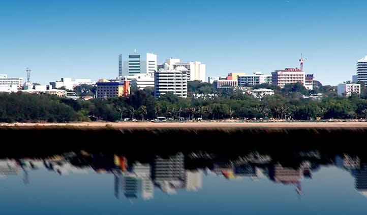 Check into Mantra on the Esplanade in Darwin