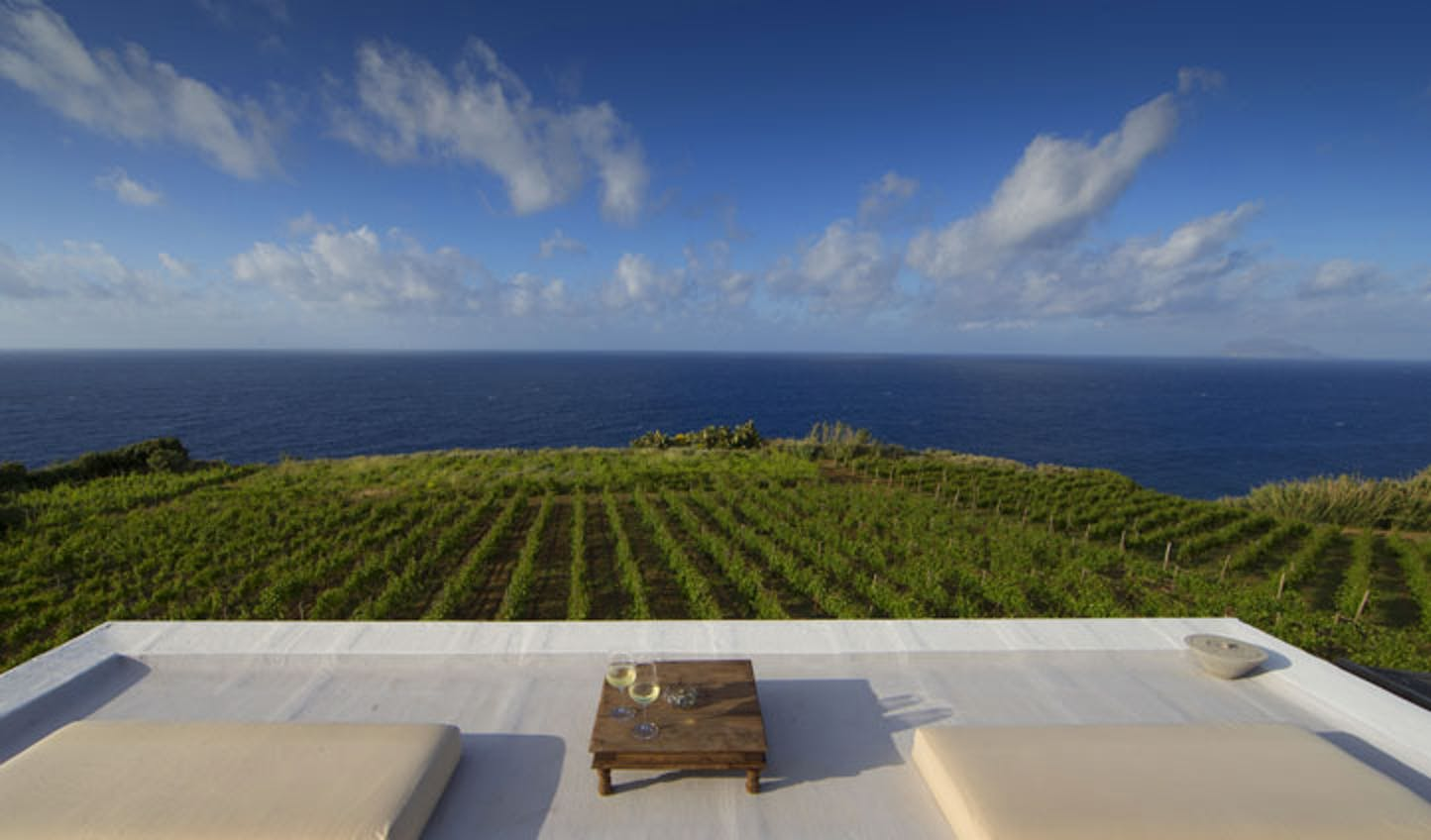 Views from your room at Capo Faro