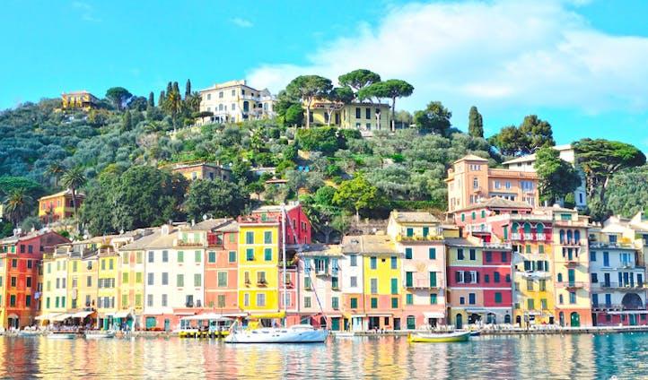 A luxury holiday to Portofino