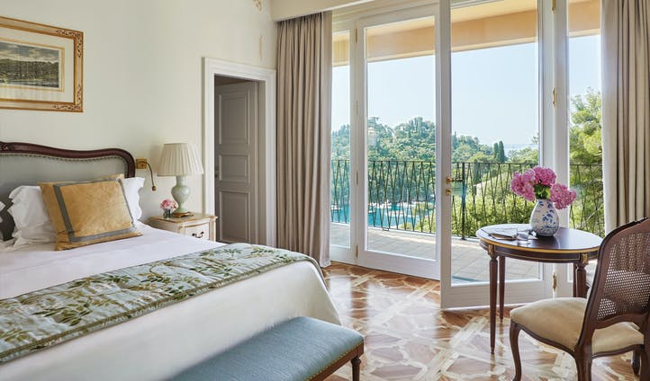 Luxury hotels in Portofino
