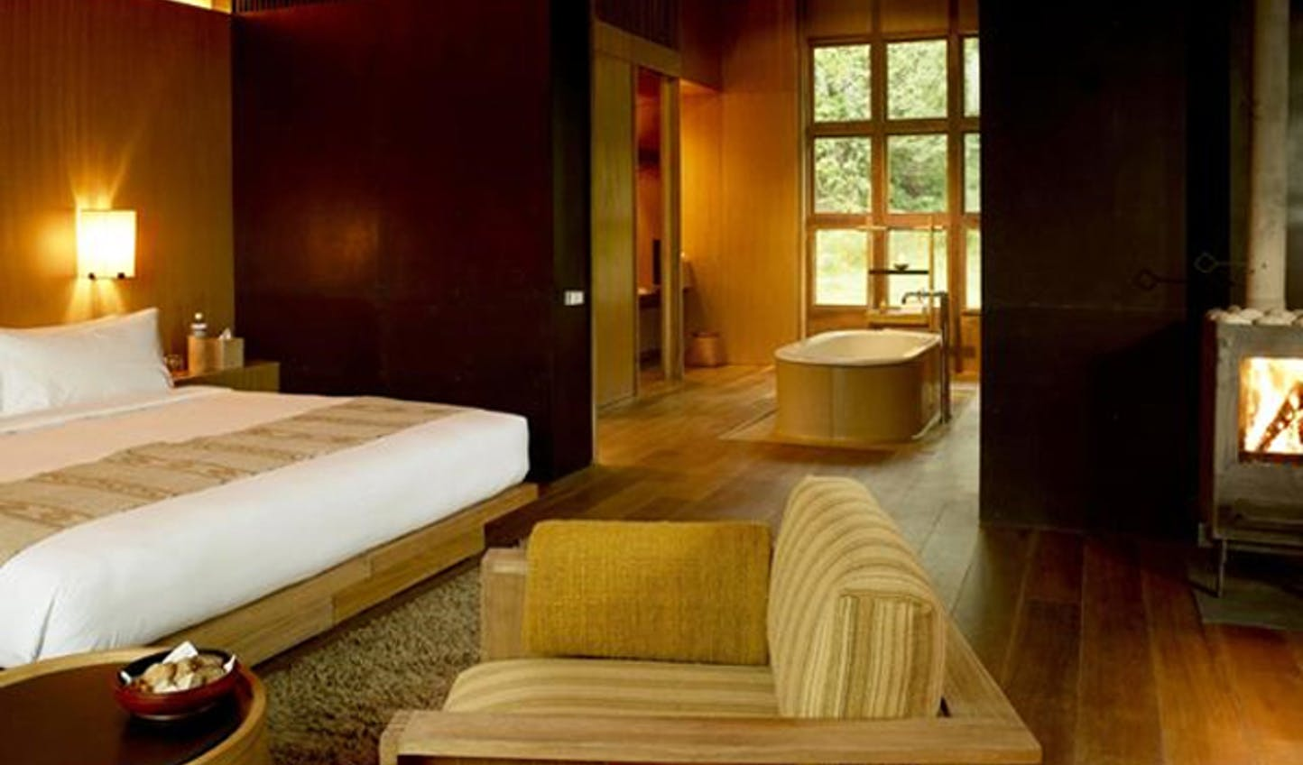 your luxurious room