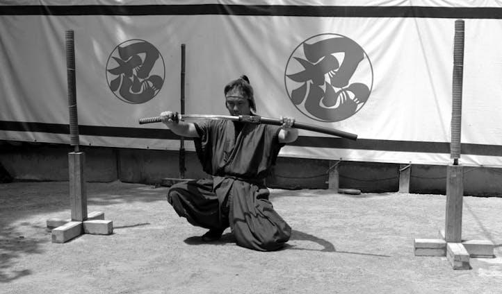 Learn from an expert ninja