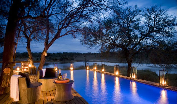 Luxury trip to south africa