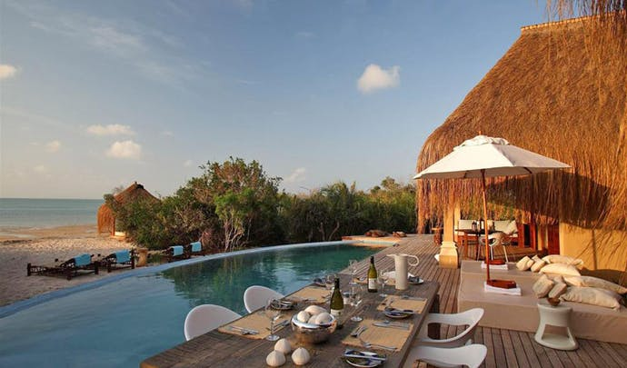 Luxury trip to Mozambique
