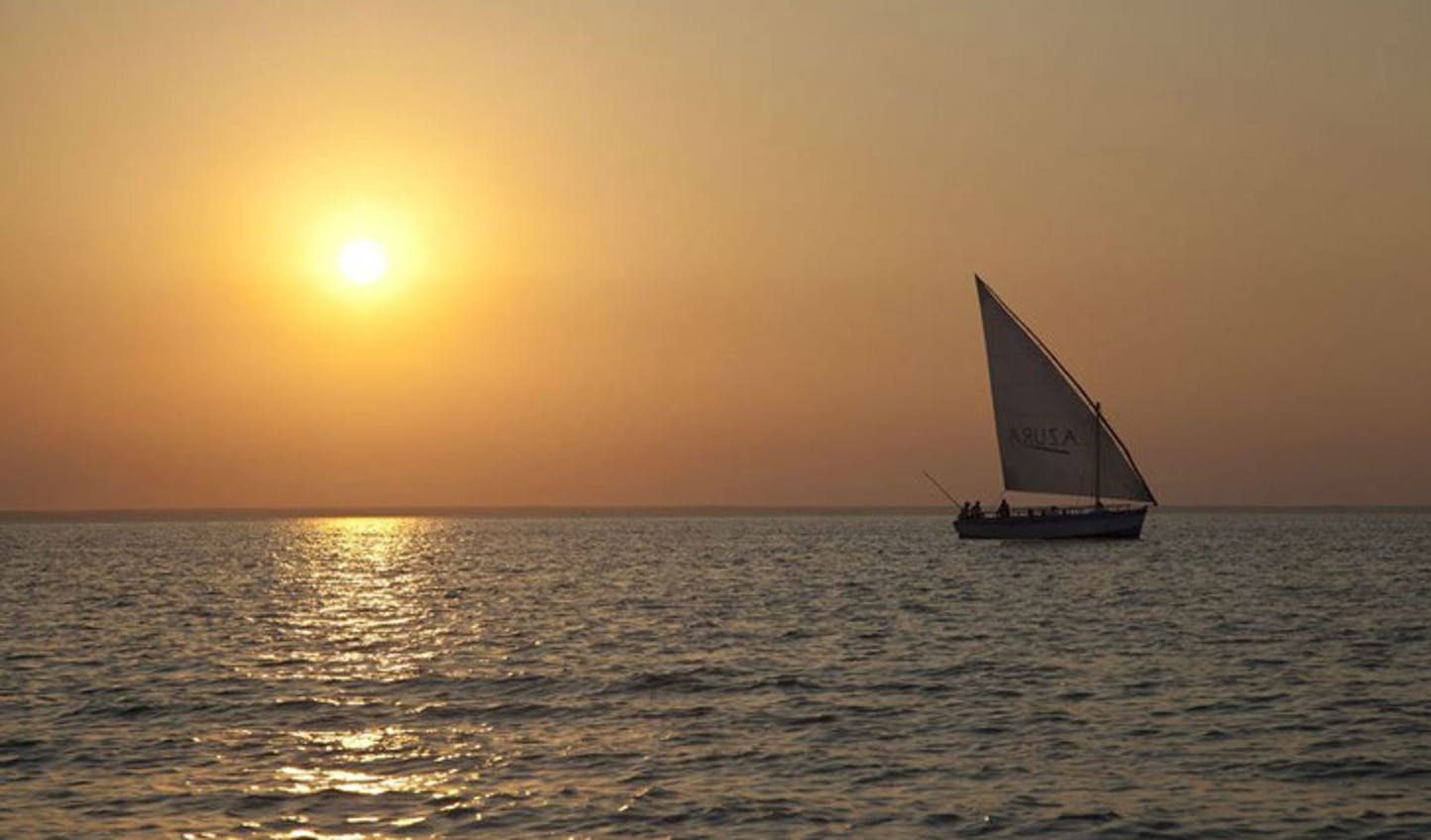 Luxury holiday in Mozambique