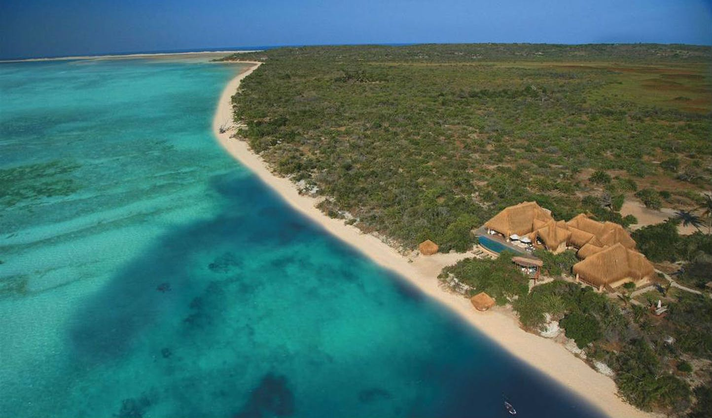 Luxury holiday to Mozambique
