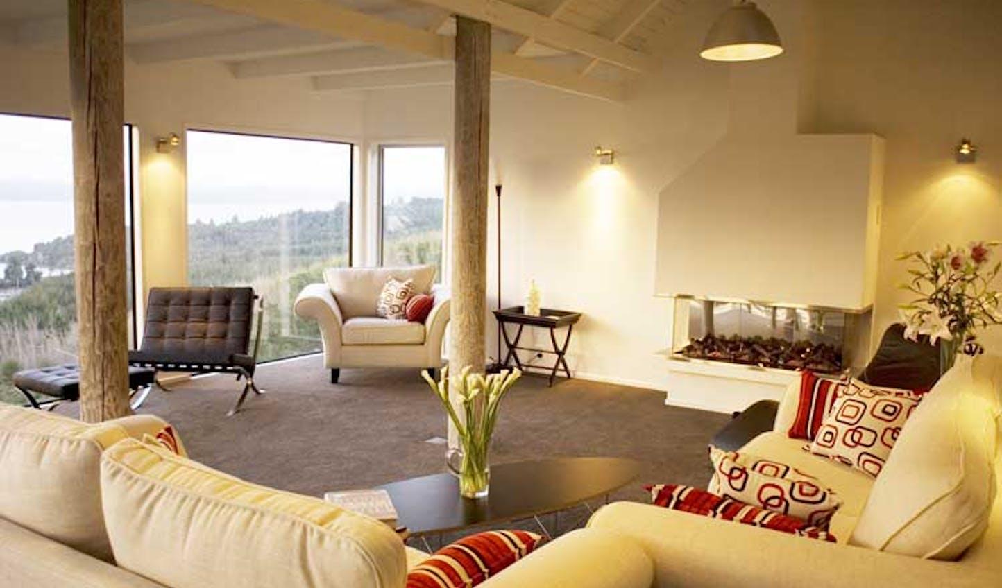 Acacia Cliffs Lodge, New Zealand
