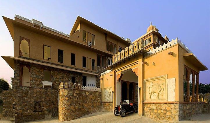 Mihir Garh fortress