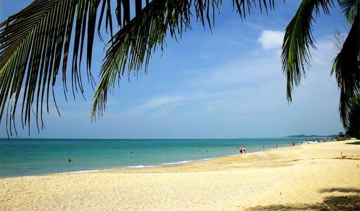the golden sands of khao lak beach