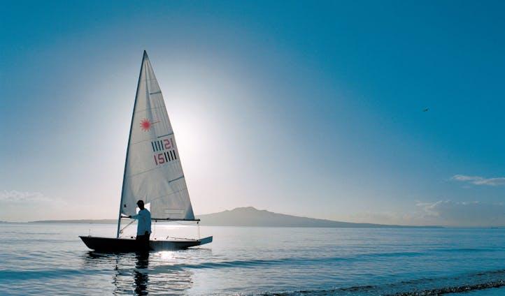 Lake Taupo boating experience, New Zealand