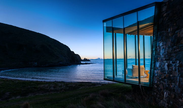 Seascape, Annandale - remote luxury at its finest