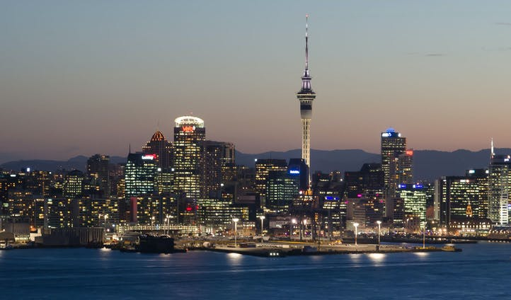 Explore the city of sails in new zealand