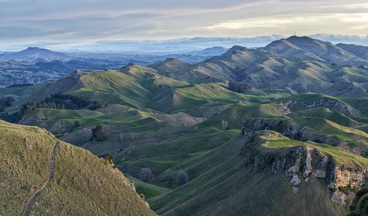 New Zealand boasts incredible landscapes