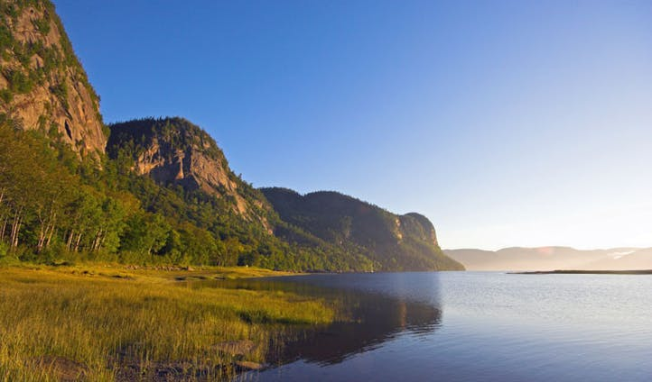 Explore Quebec's National Parks on a luxury holiday