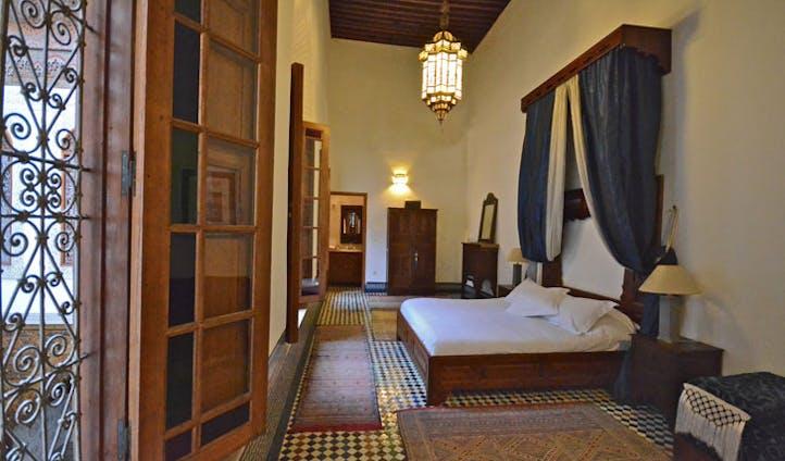 Tamarind suite, Dar Roumana, Morocco