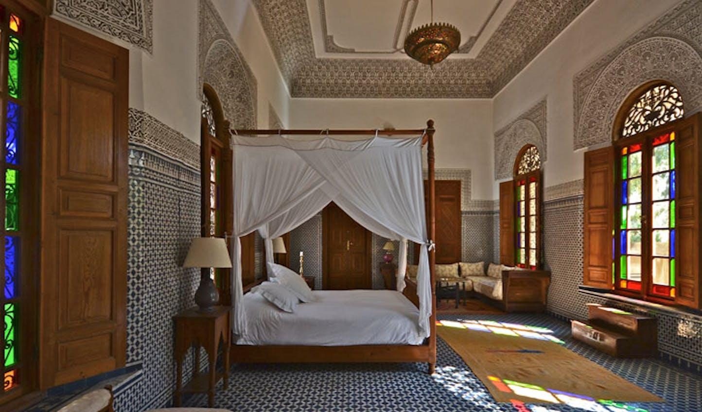Yasmina Suite, Dar Roumana, Morocco