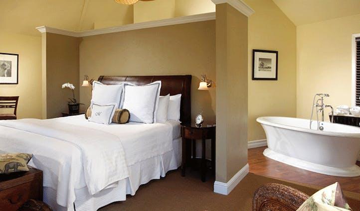 Your room at Milliken Creek