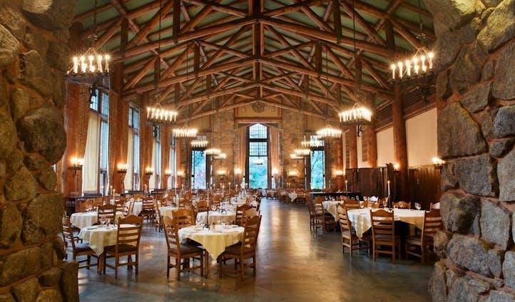 Majestic Hotel Luxury Holidays Yosemite