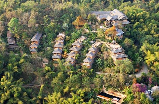 Northern Thai retreat
