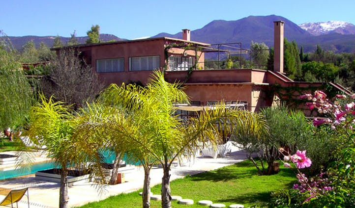 Domaine Malika garden image