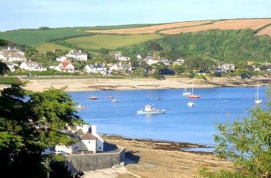 Escape to St Mawes on the Cornish Coast