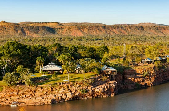 Homestead @ El Questro, The Kimberly   Luxury Hotels & Lodges in Australia