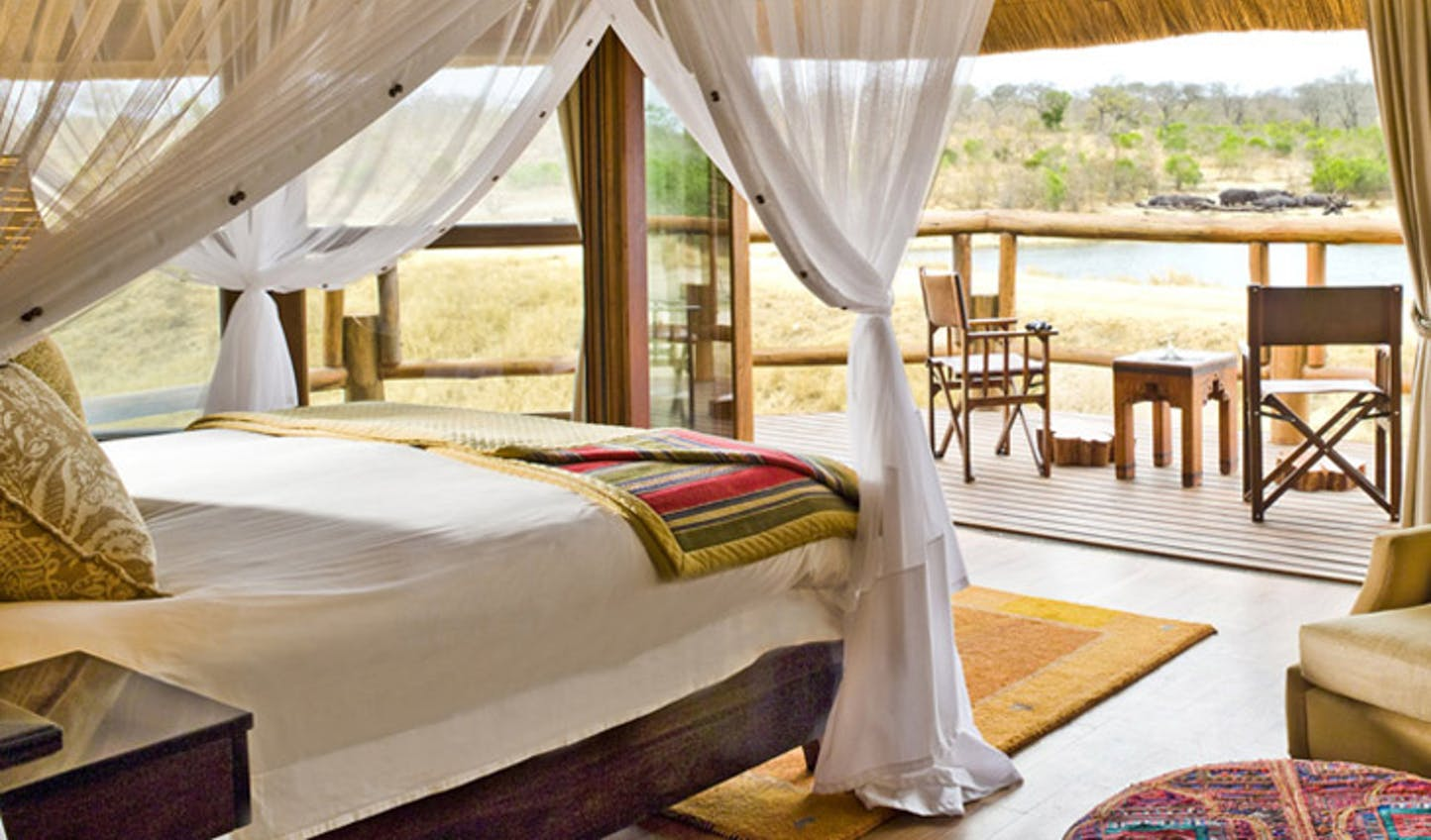 Luxury South Africa lodge | Black Tomato