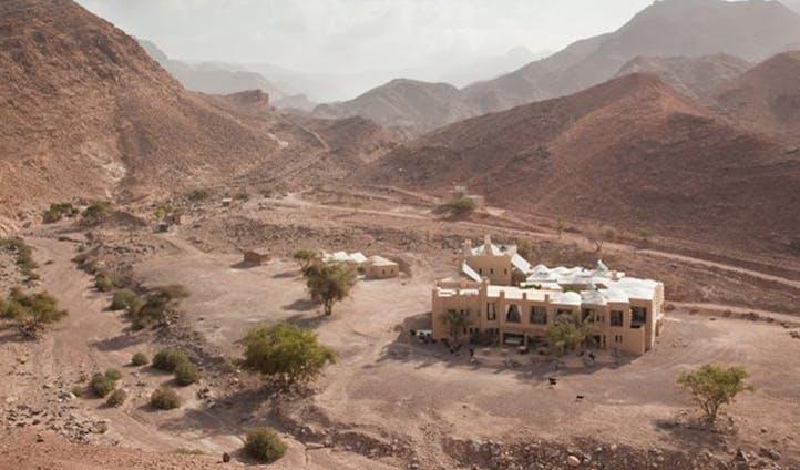 Luxury hotels in Jordan