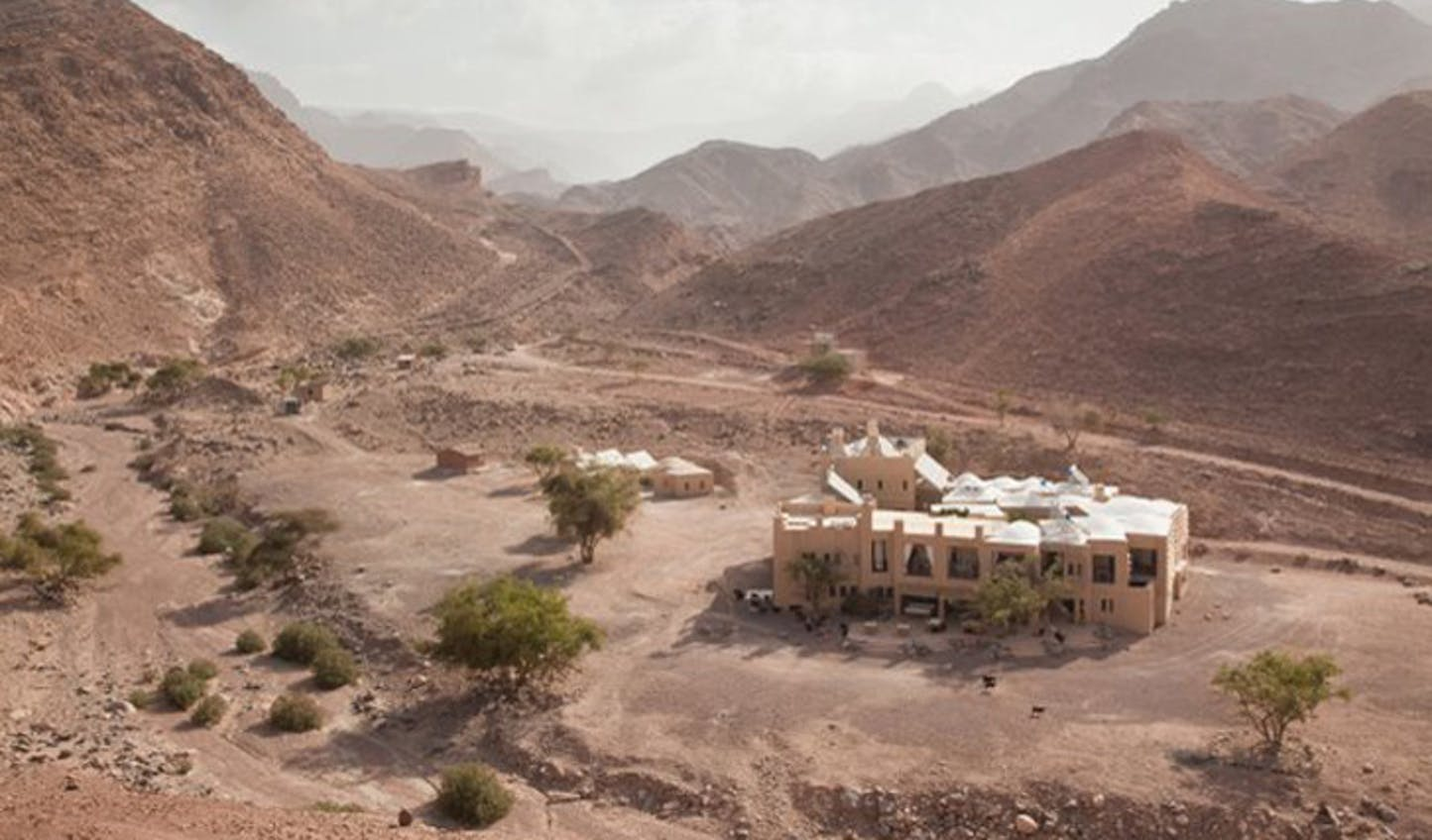 Luxury hotels in Jordan