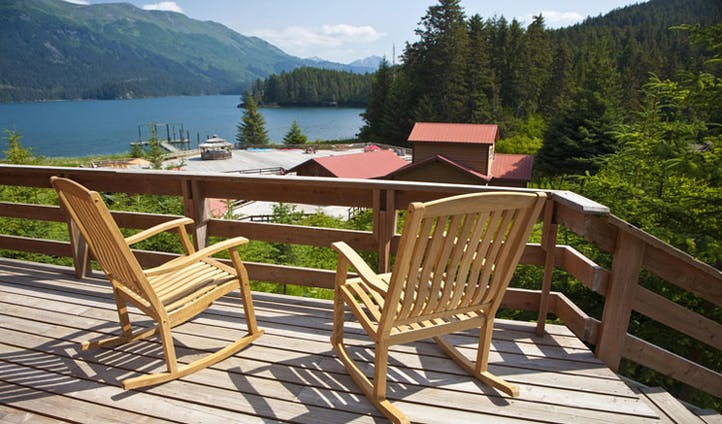 Tutka Bay Lodge   Luxury Hotels & Lodges in Alaska