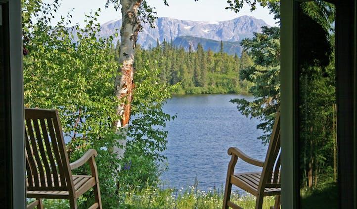 Luxury Alaska Lodges, holidays in Alaska
