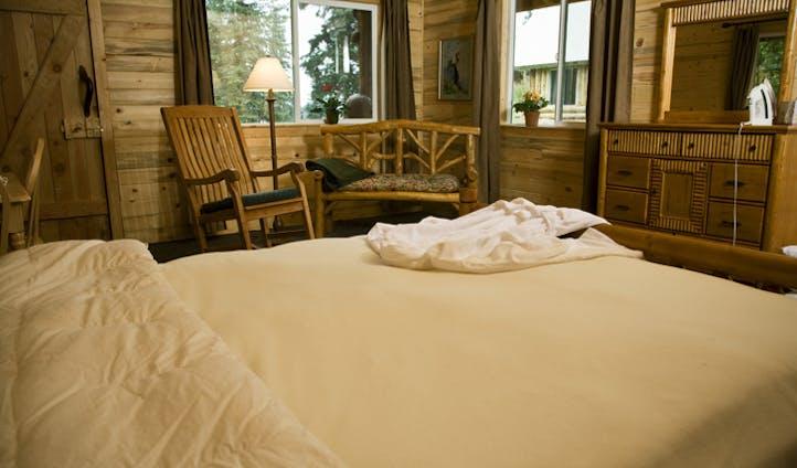 Luxury lodges in Alaska | Winterlake lodge