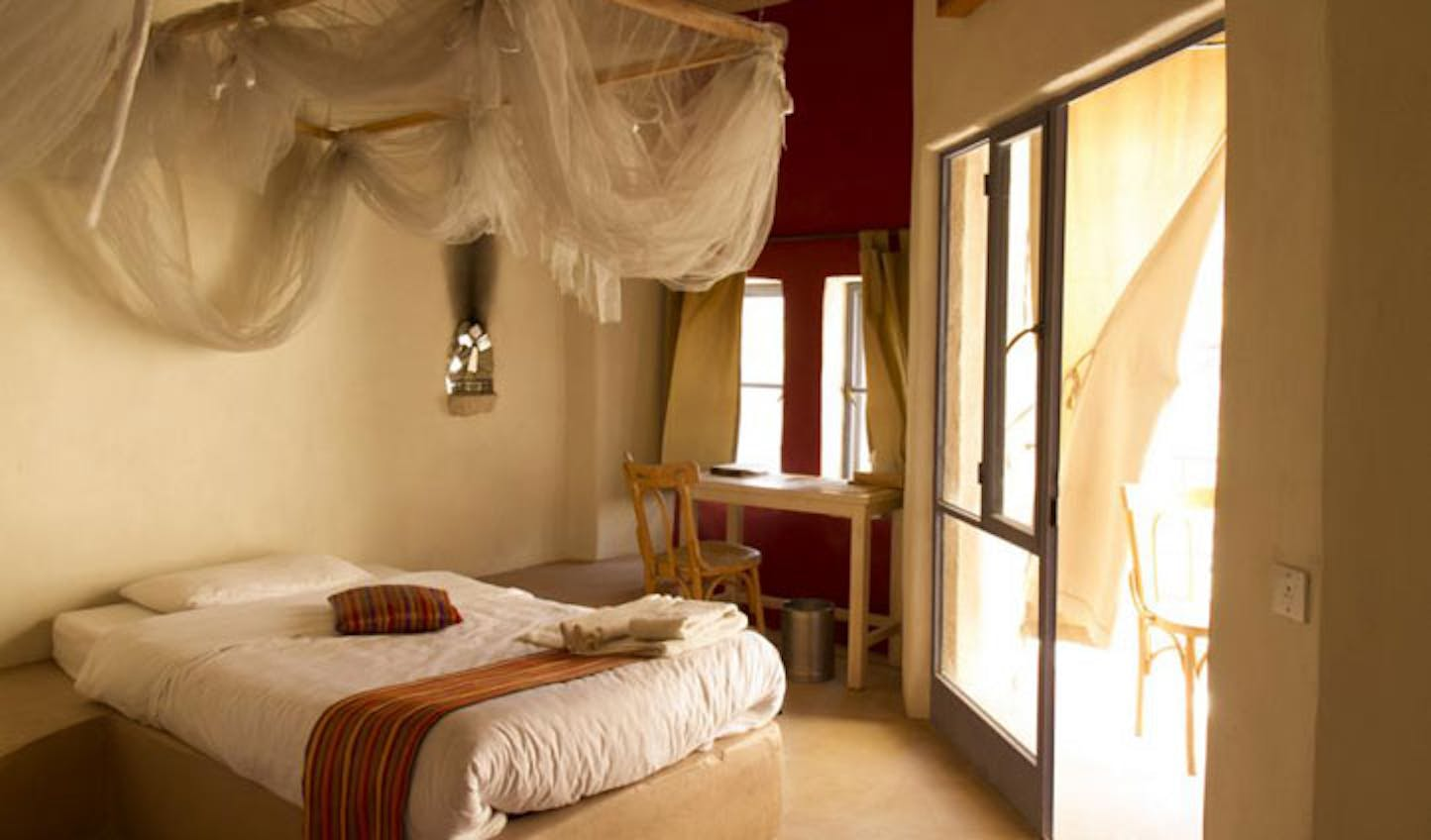 Your eco-friendly room at Feynan