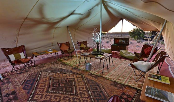 Sanbona Wildlife Reserve, Explorer Camp
