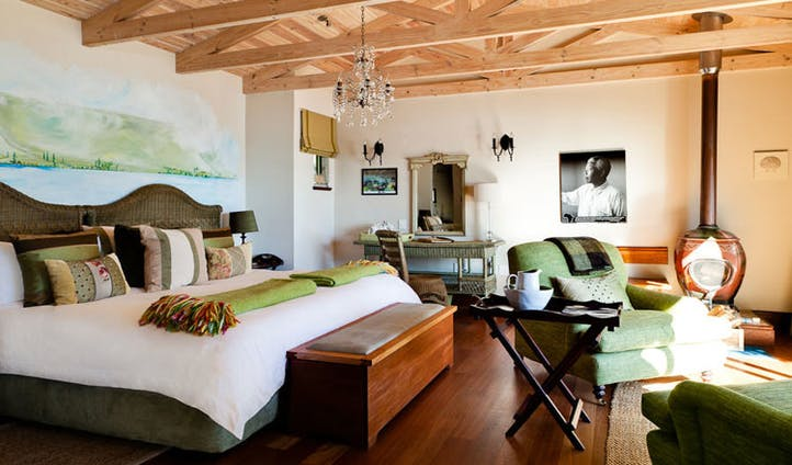 the robben island room, Tintswalo Atlantic Lodge