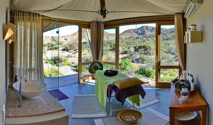 Dwyka Tented Lodge, Sanbona Wildlife Reserve