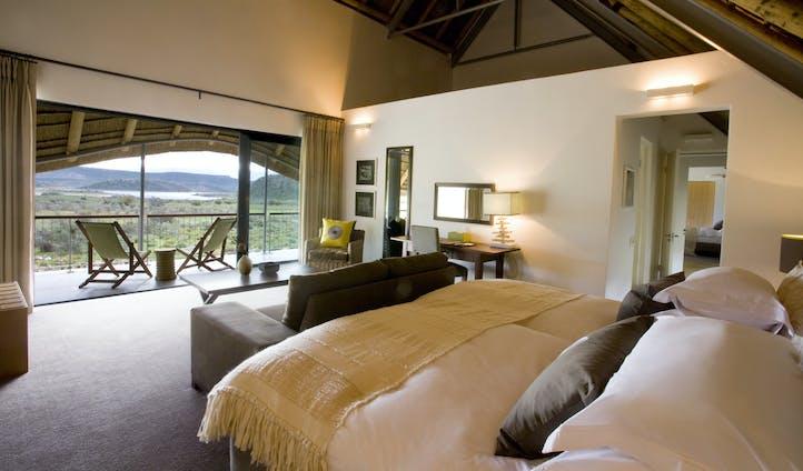 Sanbona Wildlife Reserve, Gondwana Lodge