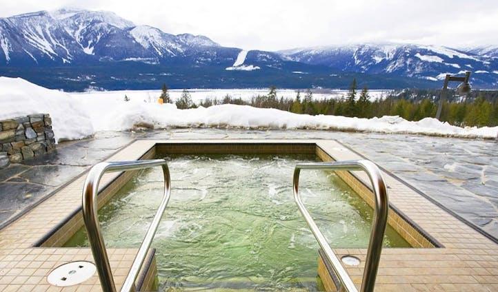Luxury holidays in Canada