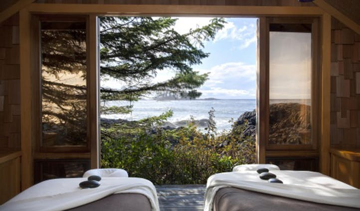Enjoy peace and quiet at The Wickaninnish Inn