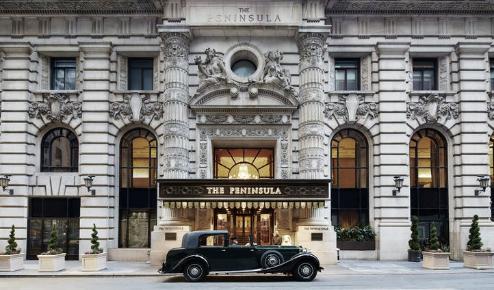The Peninsula New York | Luxury Holidays in the USA