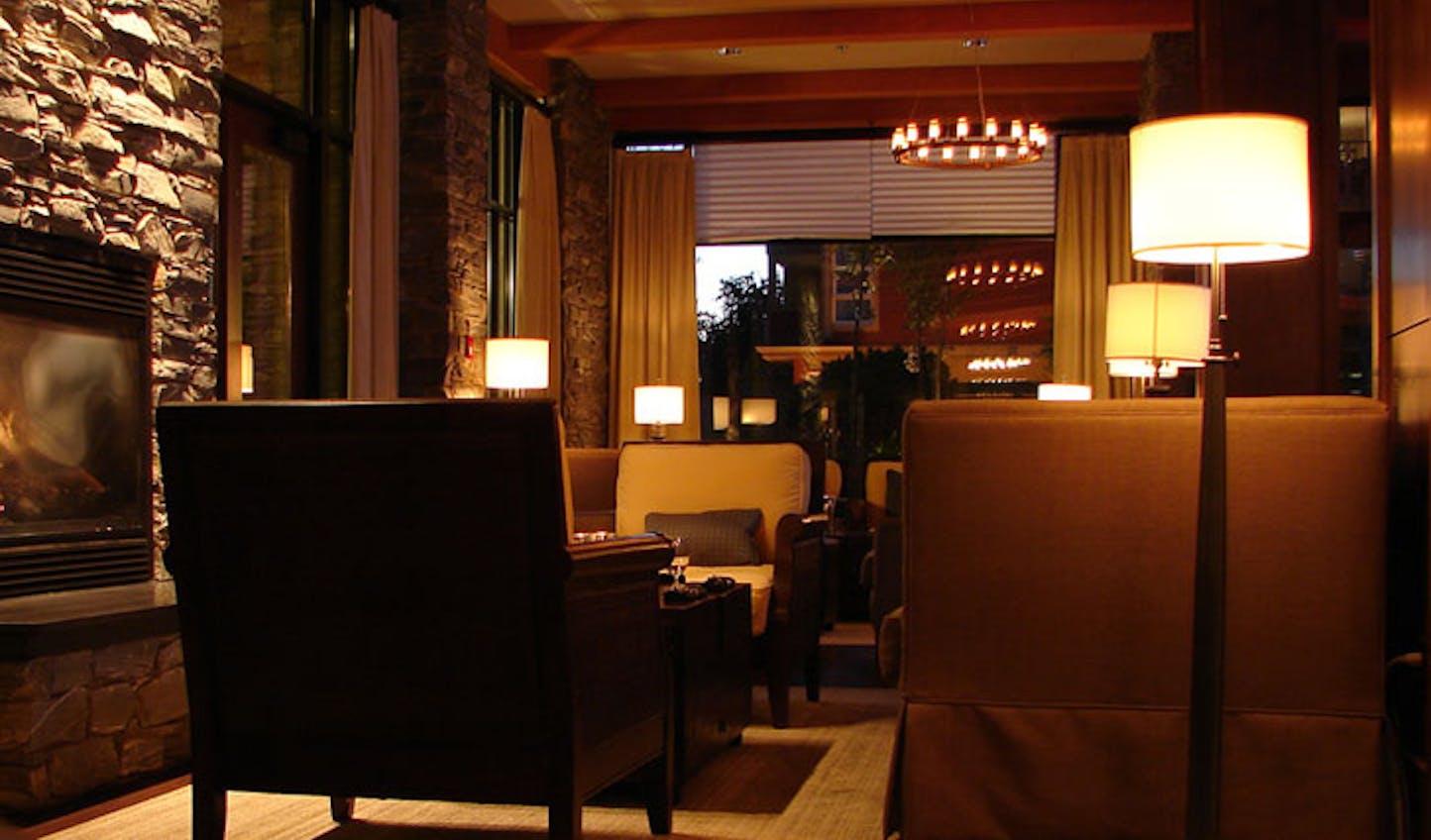 The Oswego Hotel bar