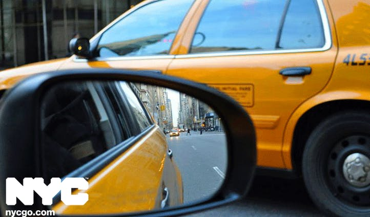 Take a ride in New York's classic cab