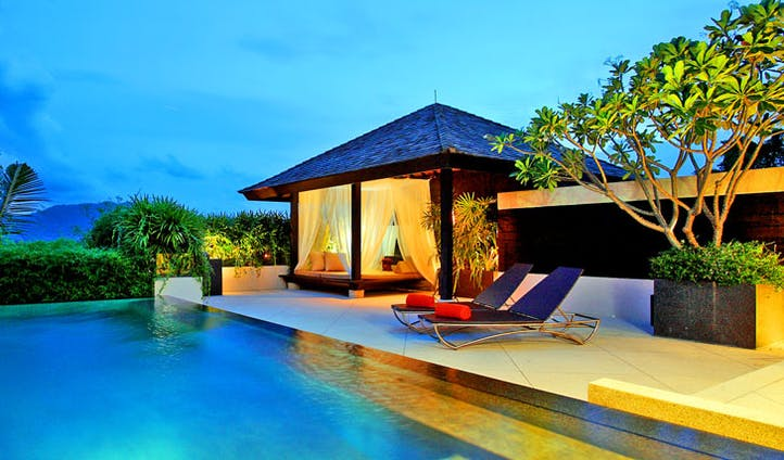 Take a dip in your private pool