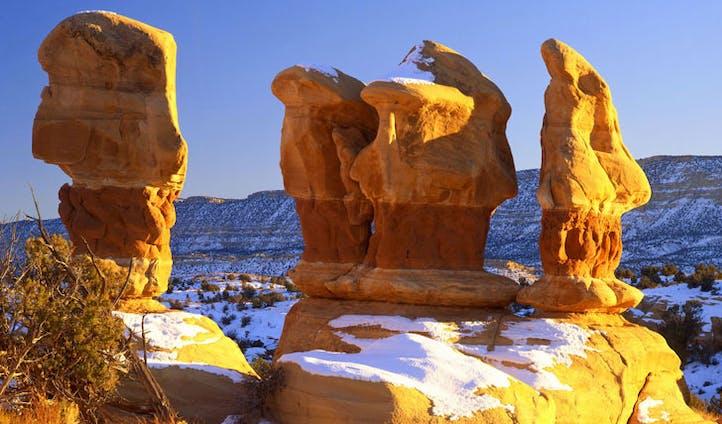 Incredible Utah landscapes