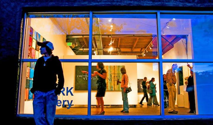 Explore Denver, a city bursting with arty flair