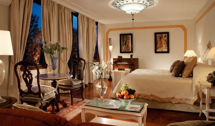 Suite at the Cipriani
