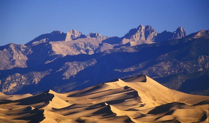 Grab your sand board in Colorado