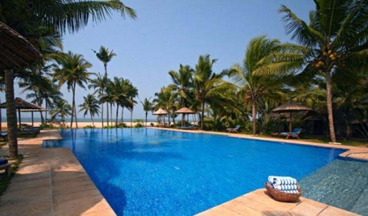 Neeleshwar swimming pool