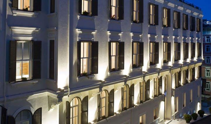 Tom Tom Suites | Luxury Boutique Hotel | Istanbul